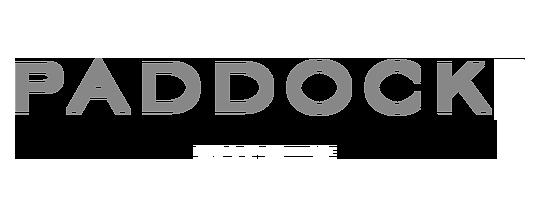 paddock_white_logo