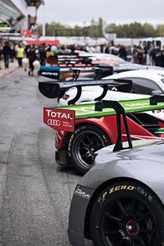 GT3 lineup spoiler